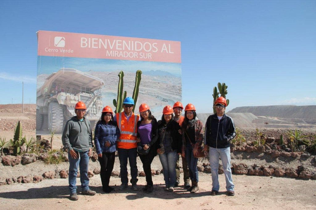 Sociedad Minera Cerro Verde usa SAP